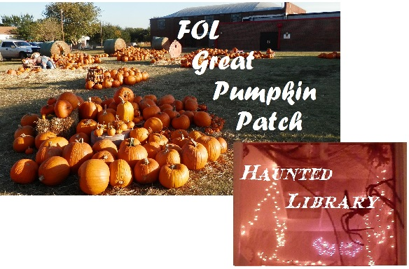 Pumpkin Patch & Haunted Library